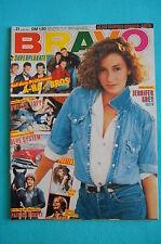 Zeitschrift BRAVO Nr.21 / 1988, Jennifer Grey, Herbert Grönemeyer, Blue System