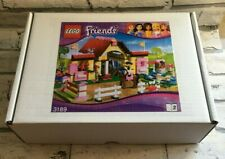 100% Complete Lego Friends Heartlake Stables 3189 with Instructions & Gift Box