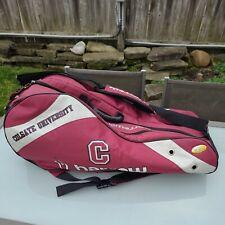 Harrow Racquet Shoulder Bag Colgate University Squash Club Backpack Duffle
