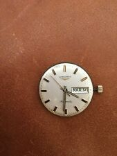 Vintage Longines Watch Dial & Movement Automatic Day Date Cal.508