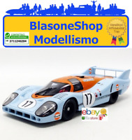 Porsche 917 Long Tail GULF #17 DNF LM 1971 J. Siffert  D. Bell 1:18 Model CMR