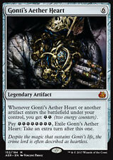 MTG GONTI's AETHER HEART - CUORE D'ETERE DI GONTI - AER - MAGIC