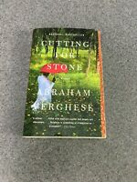 Cutting for Stone by Abraham Verghese (2010, Paperback) F3A