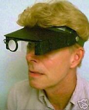 Jewelers visor magnifier silversmithing beading tools optical visor magnifier