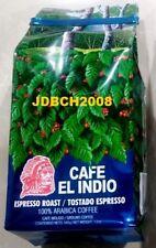 CAFE INDIO Gourmet 100% Arabica Coffee Espresso Roast Ground Coffee 12oz