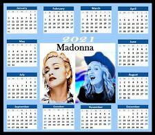 2021 Calendar - Madonna Mouse Mat