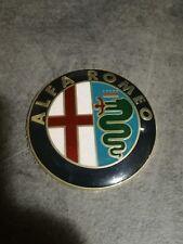 2 PZ Stemma  Logo ALFA ROMEO 147 156 159 MITO GIULIETTA  GT BRERA