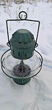 Original Soviet, Ship's lantern, Soviet times vintage kerosene lantern