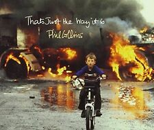 Phil Collins That's just the way it is (1990) [Maxi-CD]