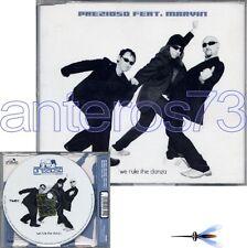 """PREZIOSO feat MARVIN """"WE RULE THE DANZA""""CDM ITALO DANCE"""