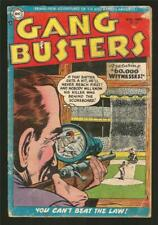 Gang Busters #41, Sept. 1954