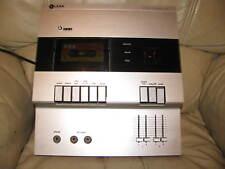 VINTAGE LEAK STEREO Registratore a cassette 2002 RARA fatta da Nakamichi