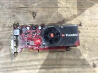 ATI FireMV 2250 PCIe 256M Video Graphics Card 102A9240731