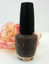 Opi Nail Polish Lacquer You Don't Know Jacques .5 oz Camouflage Chestnut Brown