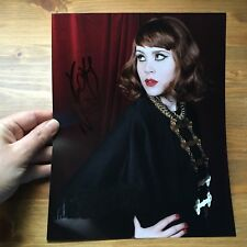 Kate Nash hand signed autograph on 8x10 inch photo obtained IP