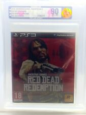 2010 Red Dead Redemption PS3 Playstation 3 VGA 90 Sealed PAL-UK Not Wata