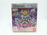 Game Garçon Go SD Gundam : Sengokuden 3 Chijou Saikyouhen Japon Version Complete