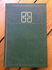 Lutheran Book of Worship Prayers Rites Hymnal Hardcover Augsburg Publishing 1978