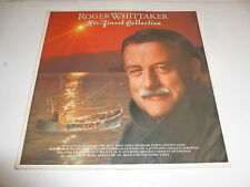 ROGER WHITTAKER - His Finest Collection - 1987 UK 18-track vinyl LP