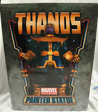 Signed & SKETCHED BOWEN Designs THANOS MUSEUM STATUE AVENGERS Marvel Sideshow