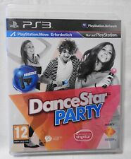 PS 3 - Dance Star Party - USK 12 - Game - 2011 - Sony  (O269)