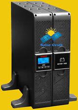 ONDULEUR Line-interactive Capacité courant Chargeur rupture Connecteur 2700WATT