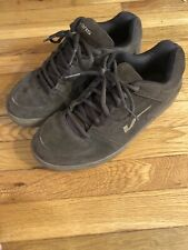 Vintage Vans Bulky Skate Shoe Brown Size 12 Used
