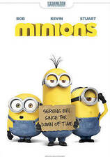 Minions movie Digital Download code only, immediately emailed