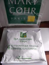 MARY COHR SPA AROMATIQUE CORPS ELASTO MASQUE MINCEUR ANTI CELLULITE GRAISSE EAU