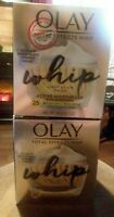 2-OLAY total Effects WHIP ACTIVE MOISTURIZER WITH SUNSCREEN-SPF 25 1.7 OZ.2&6/20