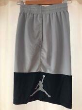 Mens  Air Jordan Jumpman Blockout Basketball Shorts AA4071-012 Grey New Size L