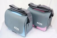 Shoulder camera case bag cover for Canon EOS R, RP w/ 2 lens New