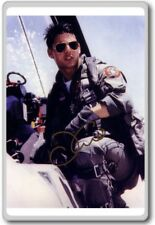 Tom Cruise – Top Gun Autographed Preprint Signed Photo Fridge Magnet