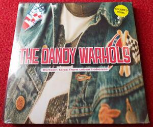 "DANDY WARHOLS ""Thirteen Tales From Urban Bohemia"" colored Vinyl 2LP ss Last Copy"