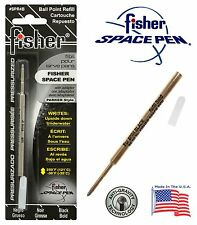 One Fisher Pressurized SPR Series Black Ink / Bold Point Refill #SPR4B