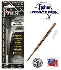 One Fisher SPR Series Black Ink / Bold Point Refill #SPR4B