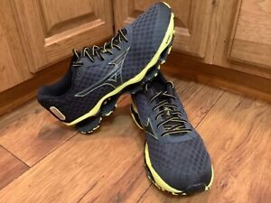 NEW MENS MIZUNO WAVE PROPHECY 4 OH-NONHA ATHLETIC SHOES SIZE 10.5 M