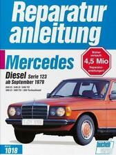 Mercedes 200/240/300, Serie W 123 ab 9/1979 (2012, Kunststoffeinband)