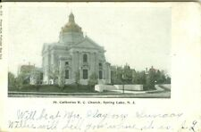 Spring Lake NJ St Catherines R.C. Church 1906