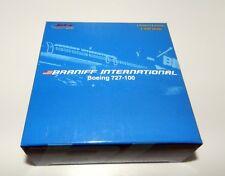 Jet-X Millennium Series L.E. Braniff International Boeing 727-100 Model # JX033