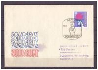 DDR, FDC Internationale Solidarität MiNr. 2263 ESSt Berlin 18.10.1977