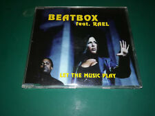 CD Maxi , Beatbox feat. Rael, Let the Music play