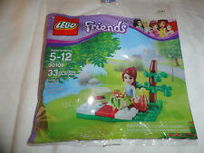Lego Set 30108 Friends  Mia Summer Picnic  Polybag New Sealed