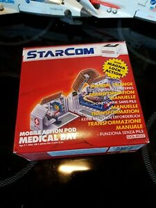 Coleco Starcom - Medical Bay Action Pod - misb - ungeöffnet und in top Zustand