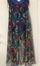 Juliet in Stilettos strapless layered dress NWOT size 8 (lc3)