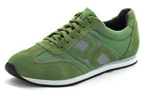Amia Echtleder Damen Sommer Sneaker Turnschuhe grün NEU Supersoft16,95 € TOP