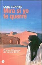Mira si yo te querre (Spanish Edition)-ExLibrary