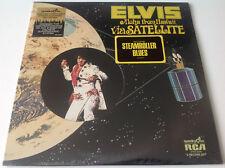 ELVIS PRESLEY~ALOHA FROM HAWAII *SEALED* 1973 w/ HYPE Stickers Quadradisc 2LP