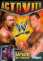 """""""VERY GOOD"""" WWE Spring Activity Annual 2009: Spring 2009, , Book"""
