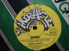 "Marcia Hines ""Imagination (Live!)"" & ""Shining"" 1978 MIRACLE Oz 7"" 45rpm"